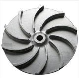 Precision Investment Casting Pump Compressor Parts Impeller