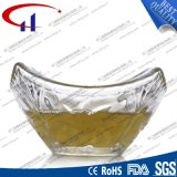180ml Engraved Clear Glass Bowl for Salad (CHM8438)