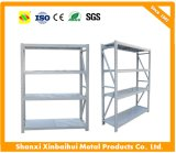 Light Duty Metal Storage Shelving Racks / Cheap Goods Shelf