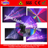 Professional 2.5W Multi Color Moving Head Laser Light