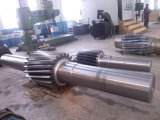 Forging Pinion Shaft for Dryer and Roller
