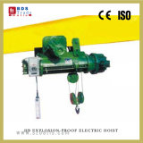 (0.5-1.0T) Hb Model Explosion Proof Wire Rope Electric Hoist