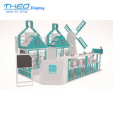 Castle Design Show Room Display Stand/Display Rack/Display Shelf