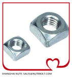 Stainless Steel 304 316 Square Nut DIN557