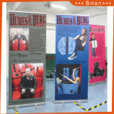 Retractable Custom Design Aluminum Roll up Banner Stand