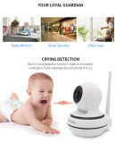 RoHS High Resolution Wireless Baby Monitor IP Camera