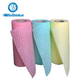 Disposable Colorful Non Woven Dishcloths
