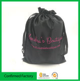 New Customized Satin Bag with Logo Printing Jewellery Gift Bag