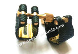 Saxophone Pickup/ Leather Ligature and Cap / Mouthpiece / Musical Accessories