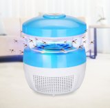 LED Fan Mosquito Fly Pest Insect Pest Bug Zap Control