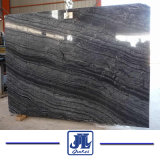 Natural Black Forest Marble Slabs for Floor /Wall/Indoor
