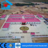 Prefabricated Steel House Worker Camp with New Design Steel Frame