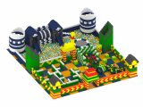 2018 Popular Customized Super Mall Indoor Playground for Kids