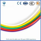 1000V Machinery Flexible Silicone Rubber Insulated Lead Cable