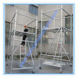 Safe SGS Approved Metal Scaffold Tower for Construction