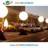 Inflatable Street Light for Decoration, LED Stand Light Inflatable