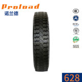 Proload All Steel Radial Tubless Rubber Heavy Duty Truck and Bus Tyre 11r22.5
