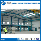 Clear Span Cheap Steel Structure with Mezzanine Floor Factory Building