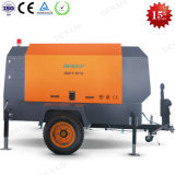 2021 Hot Sale Remote Control Industrial Heavy Duty 200-1600 cfm Portable Mobile Movable Diesel Engine Direct Driven Screw Type Rotary Air Compressor For Mining