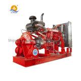 Fire Split Case Pump Diesel Engine Set Fighting Equipment Pump
