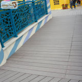 Easy Installation Skin-Friendly Manufacturer WPC Decking Flooring Hollow Competitive Price