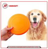 Pet Toy Silicone Dog Frisbee Toy Bite-Resistant Pet Dog Toy Trainer Factory Wholesale