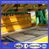 Low Price Qtj4-25hollow Brick Maker Machines Interlocking Concrete with 3 Hole Block Making Machine for Sale in Kenya