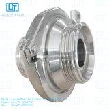 304/316L Stainless Steel Sanitary DIN Threaded Check Valve