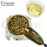Wholesale Cosmetic Grade Glitter Powder Chromaflaes Pigment for Nail Art