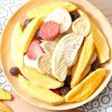 Fd Dried Apple, Strawberry, Banana Fruits
