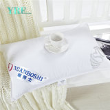 5 Star Hotel Wholesale Luxury Custom 100% Cotton White Pillow