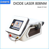 Face and Body 810 Nm Diode Laser Hair Removal Machine