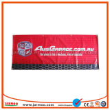 China Wholesale Coated PVC Flex Banner 100% Polyester Fabric Outdoor Advertising PVC Coated Flex Frontlit Banner