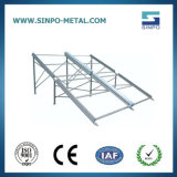 Solar PV System of Galvanized Steel Mounting Solution