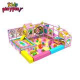 Soft Play Games Naughty Castle Slide Kids Playground, Indoor Playground