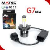 Top Sale New Promotion LED Headlight 4 Side COB High Bright Chip Car H3 LED Headlight Bulbs