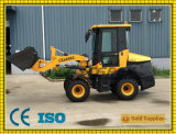 Multi-Function 1.0t Mini Tractor Front End Wheel Loader with Snow Bucket