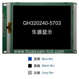 5.7 Inch Black Graphic LCD Module 320X240 Dots Factory Sell