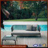 Outdoor Waterproof Garden 3-Seats Furniture with Cushion