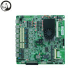 Firewall Appliance Motherboard with 6 LAN DC Power, 1037u, 2 Bypass
