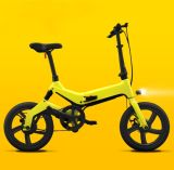 250W Three Colors Folding Electric Bicycle Motorcycle Scooter