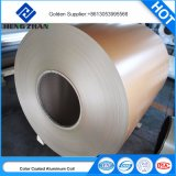Color Coated Aluminium Coil Sheet Wood and Stone Grain Good Prices Supplier