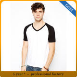 Custom Mens Blank Plain Baseball Tee Shirts