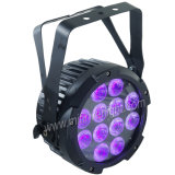12*15W 6 in 1 Mini Compact Slim LED PAR with Powercon