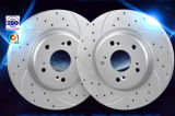 Factory Wholesale Brake Disc for Toyota OE No. 4351216031