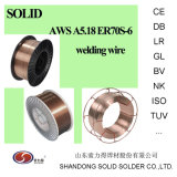 CE Approved Sg2 Welding Wire Er70s-6 CO2 MIG Wire