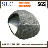 Rattan Dog Bed/Dog Bed with Washable Cover (SC-B8868)