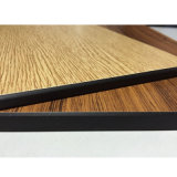 Wood Grain Compact HPL for Building Material