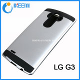 PC+TPU Slim Armor Mobile Phone Case for LG G3