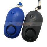 40cm Belt Lady Security Panic Personal Alarm with 125dB Aloud Sound Support Print Logo OEM Package